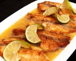 филе рыбы в кляре в духовке