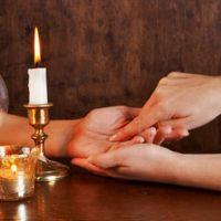 Гадание по руке: линия брака