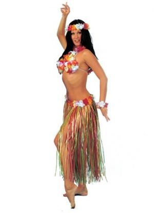 гавайская вечеринка костюмы своими руками 10