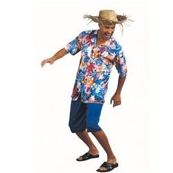 гавайская вечеринка костюмы своими руками 30