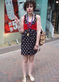 Городской стиль одежды 6