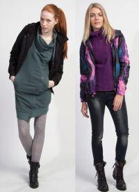 Городской стиль одежды 8