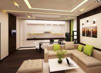Гостиная в современном стиле 4
