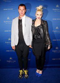 Гвен Стефани и Гэвин Россдейл были одной из самых крепких звездных пар
