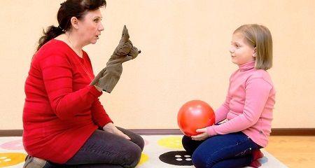 Характеристика речи ребенка дошкольного возраста