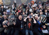 14 декабря в Лос-Анджелесе прогремела мировая премьера картины«Звездные войны:Пр