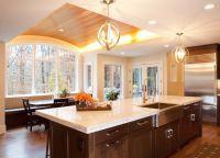 Идеи для интерьера кухни15