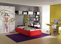 Идеи для комнаты девочки подростка4