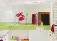 Идеи для маленькой ванной комнаты 11