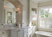 Идеи для маленькой ванной комнаты 12