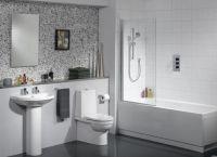 Идеи для маленькой ванной комнаты 3