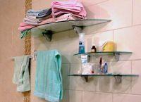 Идеи для маленькой ванной комнаты 9