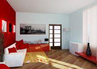 Идеи для однокомнатной квартиры13