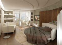 Идеи для однокомнатной квартиры18