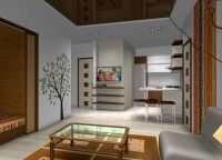Идеи для однокомнатной квартиры20