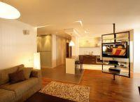 Идеи для однокомнатной квартиры6