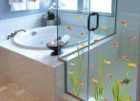 Идеи для ванной комнаты 11