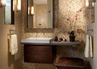 Идеи для ванной комнаты 15