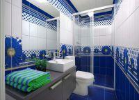 Идеи для ванной комнаты 19