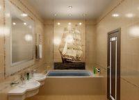 Идеи для ванной комнаты 25