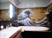 Идеи для ванной комнаты 26