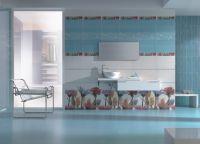 Идеи для ванной комнаты 29