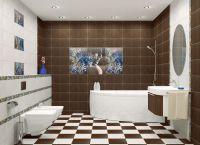 Идеи для ванной комнаты 27