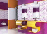 Идеи для ванной комнаты 30