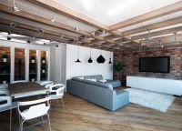 Идеи интерьера для маленьких квартир