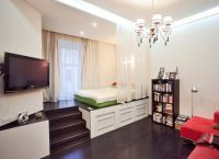 Идеи интерьера для маленьких квартир12