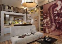 Идеи интерьера для маленьких квартир1