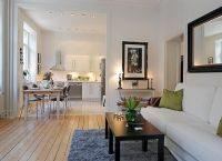 Идеи интерьера для маленьких квартир4