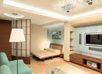 Идеи интерьера для маленьких квартир5
