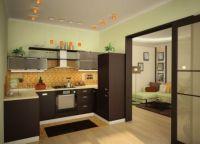 Идеи интерьера для маленьких квартир8