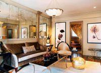 Идеи интерьера для маленьких квартир9