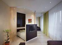 Идеи интерьера для маленьких квартир10