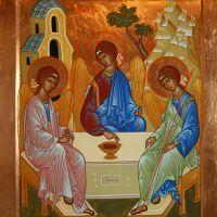 Икона «святая троица» - значение, в чем помогает?