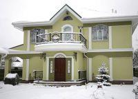 Интерьер частного дома29