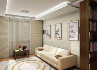 Интерьер гостиной-спальни5