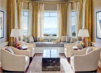Интерьер гостиной в доме7