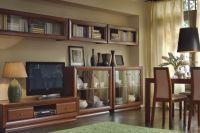 мебель для гостиной современная классика1