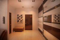 Интерьер коридора в доме2
