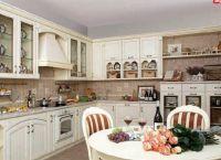 Интерьер кухни в частном доме12