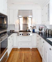 Интерьер кухни в частном доме1