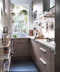Интерьер кухни в частном доме2