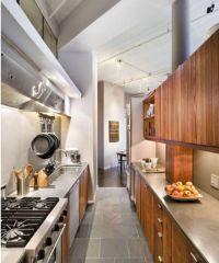 Интерьер кухни в частном доме3