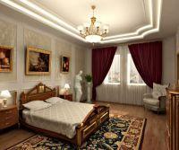 дизайн спален в классическом стиле 1