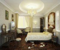 дизайн спален в классическом стиле 5
