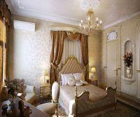 дизайн спален в классическом стиле 6