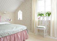 Интерьер спальни в стиле прованс2